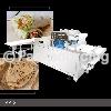 全自动覆膜压皮机 ∣ 安口食品机械