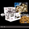 冷冻饼干面团切片机 ∣ 安口食品机械