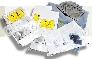 电子元件防静电金属膜/袋 & 防静电铝箔金属袋