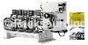 多头式气动碳带印字机 CDP-6