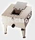 冷藏温体肉加工机 > 桌上型万能切片、切丝、切角机