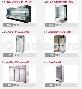 冷冻冷藏柜 > 开放式冷冻冷藏柜、厨房用冷冻冷藏柜、气冷式冷藏柜