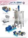 循环式乳化机 / 胶体研磨机 > CM-H 卧式循环机型