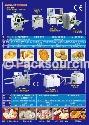 凤梨酥/月饼自动生产线、包子/馒头/面包自动生产线一贯作业  HM-168/HM-101A/HM-203/HM-103/HM-688/HM-322/HM-321/HM-302