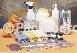 收缩套管及瓶套 / PVC, PET(G), PLA 收缩袋 (圆弧状或直线)