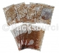 KPET防氧饼干袋→KPET防氧饼干袋(金色)75X110mm