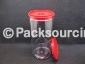 食品级瓶罐 -  塑胶易开罐、塑胶易开罐搭配盖子