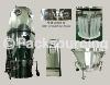 流动层造粒干燥机  FBDG-150