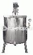 蒸气搅拌机 > 立式蒸汽搅拌锅 JCT21