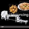 全自动春卷皮与咖哩角皮制造机 ∣ 安口食品机械-安口食品机械股份有限公司