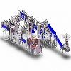 酥皮生产线/饼皮生产线-侑达机械工业有限公司